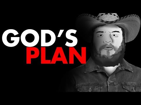Image Description of : DRAKE GONE COUNTRY | GOD'S PLAN - A Country Greg Cover