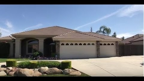 Houses for Rent in Bakersfield 4BR/2.5BA by Bakersfield Property Management