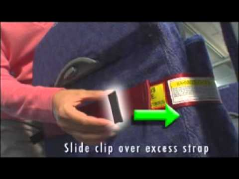 CARES Airplane Harness - The ONLY FAA Approved Harness For Kids