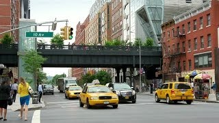 PREVIEW: Great Museums: Elevated Thinking: The High Line in New York City