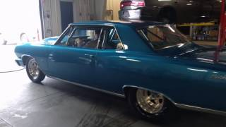 Watch This 1964 Chevy Malibu SS Smoke Show