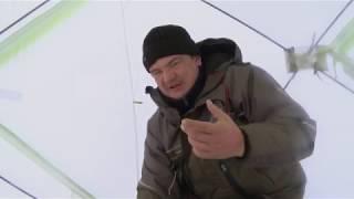 Как выбрать зимнюю палатку.