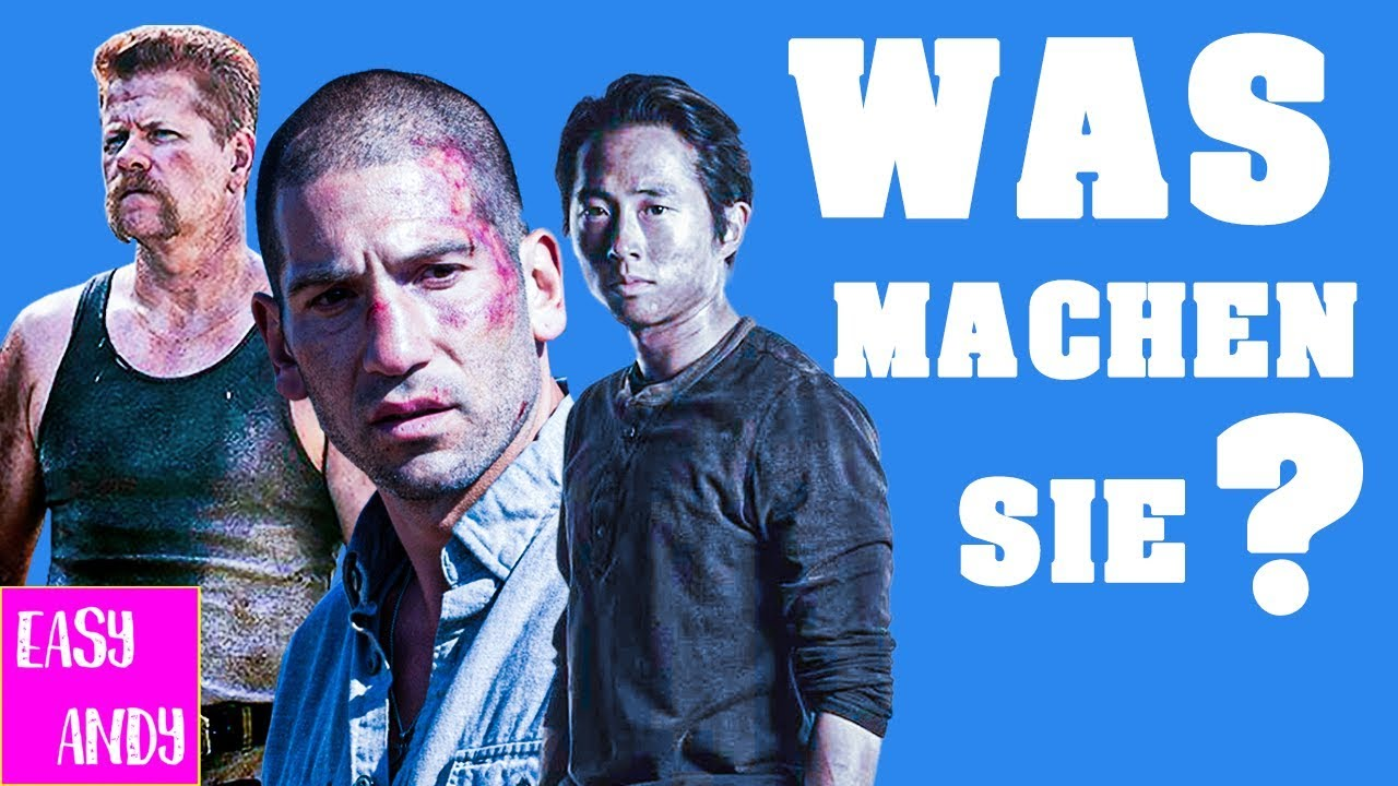 Heute The Walking Dead