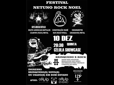 Vídeo Oficial do Festival Netuno Rock Noel