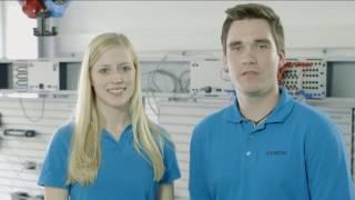 Duales Studium Maschinenbau bei Siemens