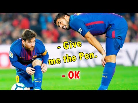 UNSELFISH Plays By Cristiano Ronaldo & Leo Messi - RESPECT Moments