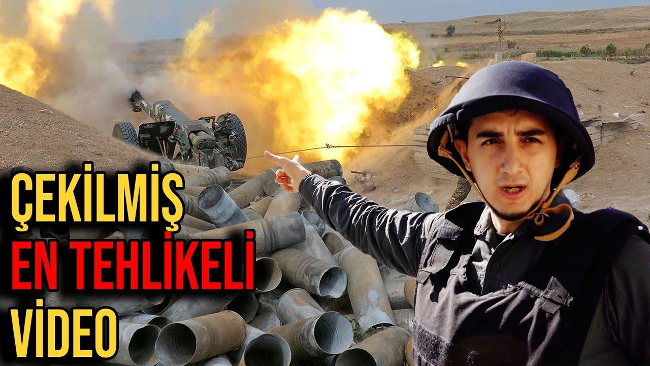 Azerbaycan-Ermenistan Cephe Hattına Gittim (TV'de Göremeyecekleriniz!)