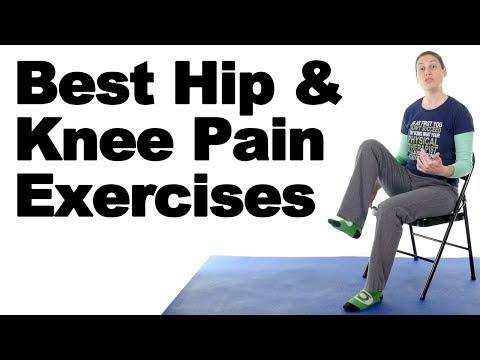 10 Best Hip & Knee Pain Strengthening Exercises Ask Doctor Jo