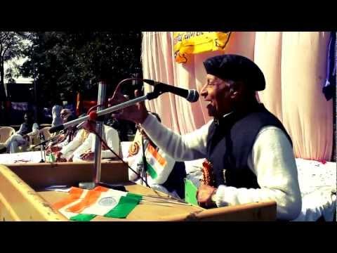 26th January 2013  Celebration -  Bharatiya Yog Sansthan - Rohini, New Delhi