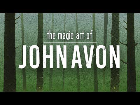 The Magic Art of John Avon: Light