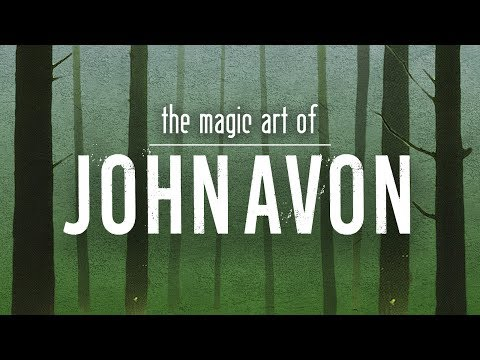 The Magic Art Of John Avon: Light