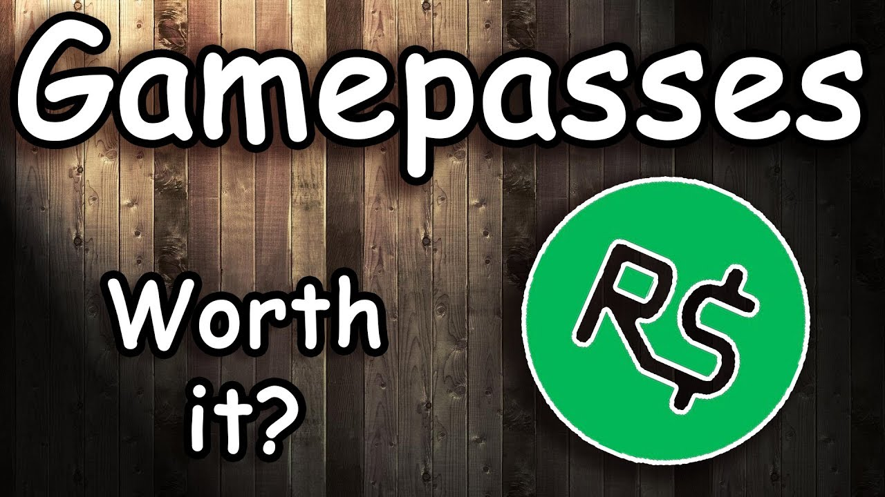 roblox how to get free gamepasses