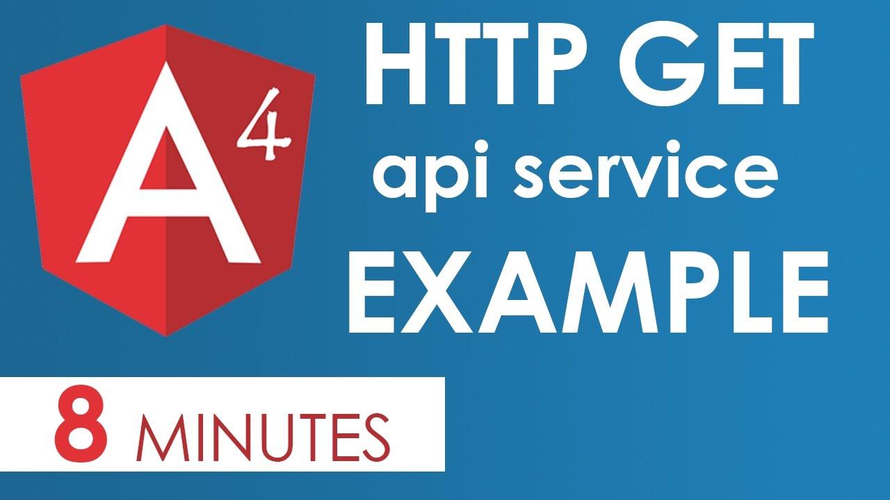 angular 4 service example