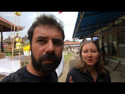 Düğün Sanıp Yanlışlıkla Cenaze Törenine Katıldık!!! | Bali Pirinç Terası Gezisi