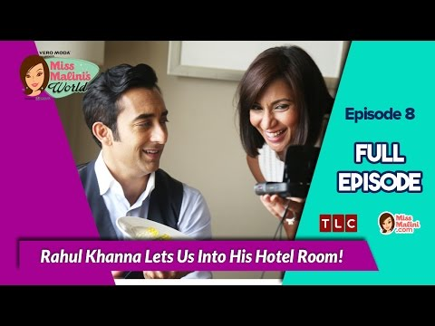 Rahul Khanna's Hotel Room & Kangana...