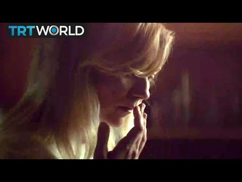 Kirsten Dunst in new arthouse movie Woodshock