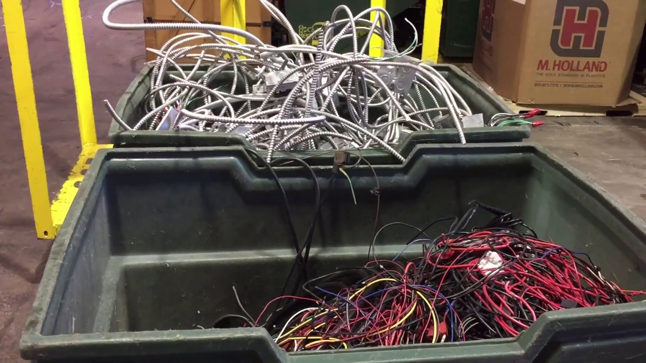 Scrap Metal 101: Basic Wire & Cable Types - YouTube