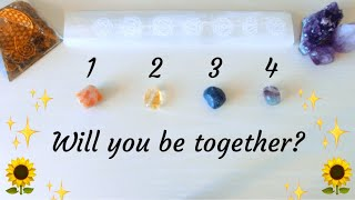💕🌺WILL YOU END UP TOGETHER?🌺💕 Timeless Tarot Reading ❤️