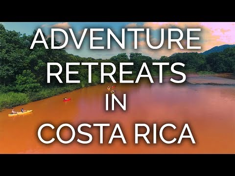 Yoga, Surf, and Fitness Adventure Retreats in Costa Rica