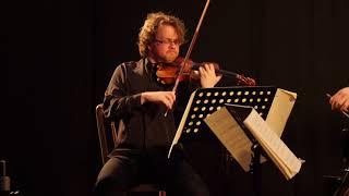 Sitkovetsky Trio plays Maurice Ravel Piano Trio, Final; Anime