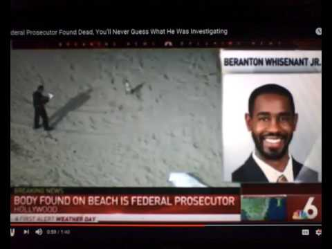 Rebel News & Commentary ---- Federal Prosecutor Found Dead