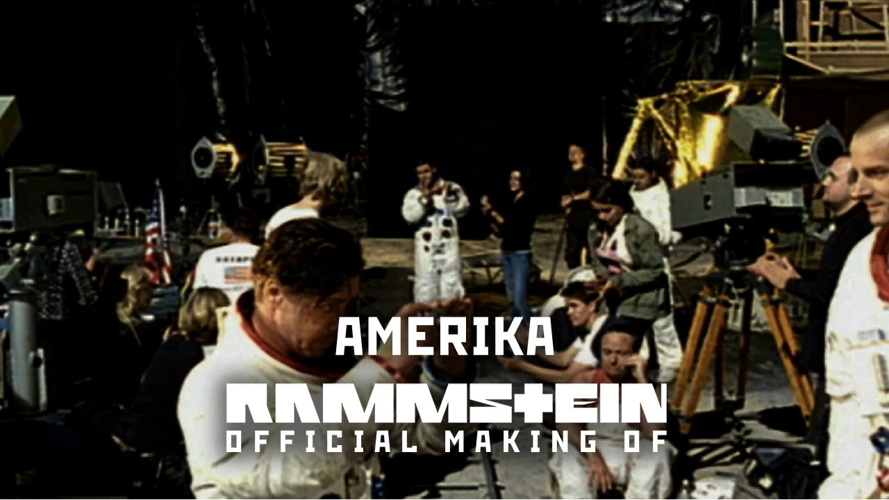 Rammstein Amerika Doku