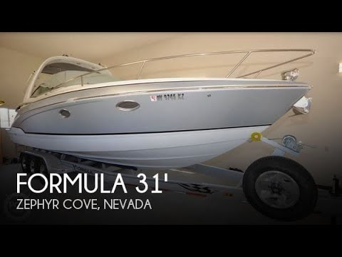 Used 2007 Formula 310 Sun Sport for sale in Zephyr Cove, Nevada