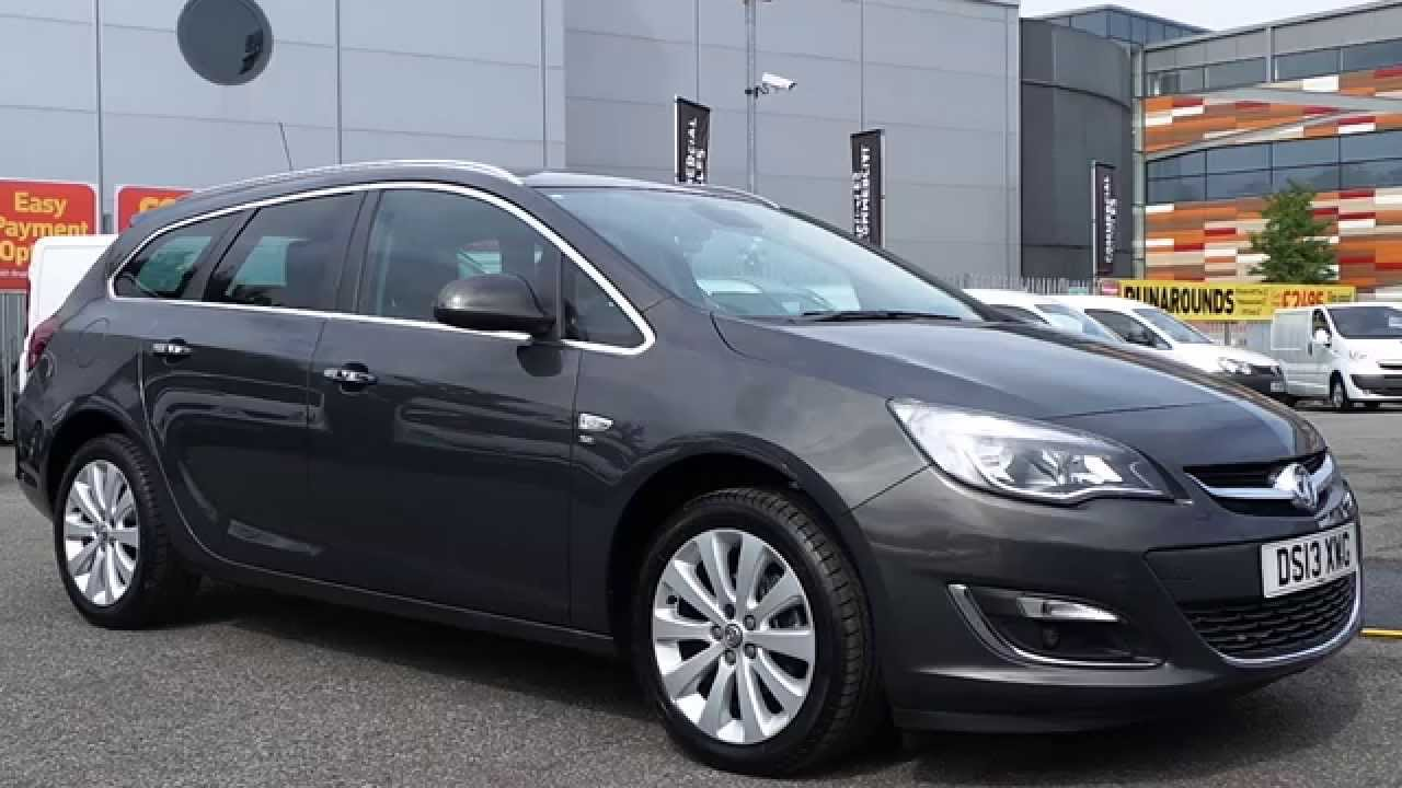 opel astra estate | car magazine