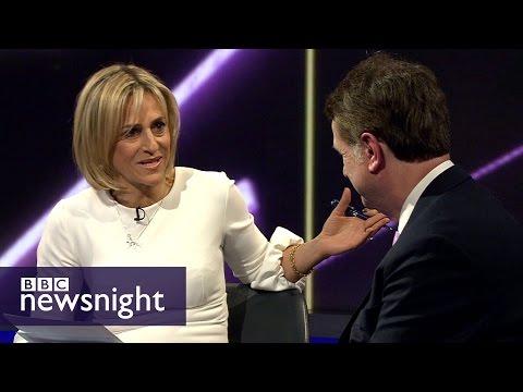 Where is UKIP's Paul Nuttall? BBC Newsnight