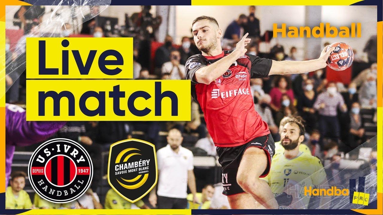 Download Ivry/Chambéry J29 Lidl Starligue 2020/2021