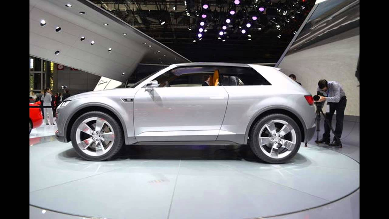 2015 Audi Q9 Picture Gallery Youtube