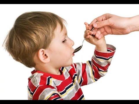 Как вывести паразитов у детей