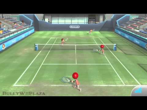 ~Wii Sports Club~ Wii U Tennis Online Gameplay
