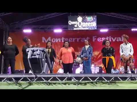 Regional Female Calypso Show - Results and Winner Sings