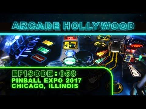 Pinball Expo 2017 Chicago Illinois