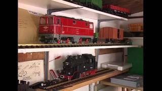 Mark Found - The Garden Railway - Prog.11  - Models.mp4