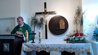 Msza święta niedzielna 12 sierpnia 2018 r. godz. 9.00 XIX Niedziela Zwykła