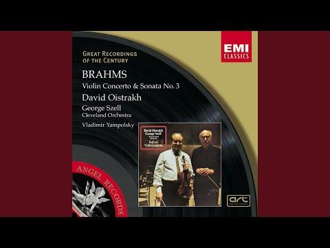 Sonata for Violin and Piano No. 3 in D minor, Op. 108 (2003 Remastered Version) : II. Adagio mp3