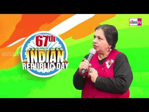 67th Indian Republic Day Celebrations Dallas Fort Worth