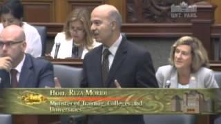 Liberal budget failing Ontario Students [Full]
