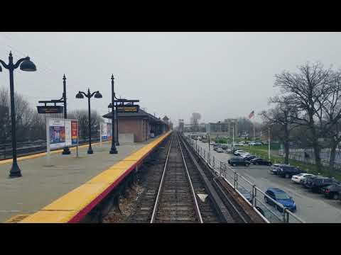 LIRR Jamaica to Far Rockaway
