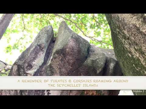Seychelles Heritage site, Bel Ombre Treasure sites,