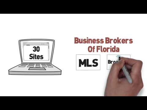 Florida Business Brokers Sell a Florida Business