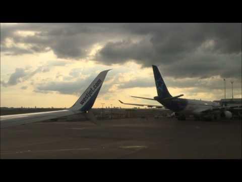 TRIP REPORT - WestJet (737-700), Toronto to New York (LGA)