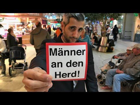 Michel Abdollahi fragt: Wie emanzipiert ist der deutsche Mann?   Kulturjournal   NDR