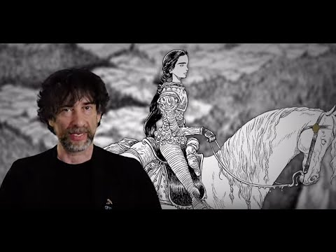 The Sleeper and the Spindle: Neil Gaiman and Chris Riddell on collaboration