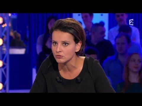 Najat Vallaud-Belkacem s'exprime sur l'ABCD de l'égalité filles-garçons #ONPC