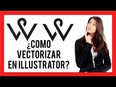 Como VECTORIZAR en ILLUSTRATOR | Tutorial PASO a PASO thumbnail