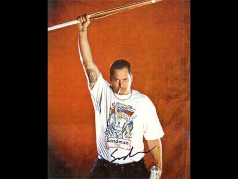 Sandman ECW Theme 1995-2001: Enter Sandman by Metallica