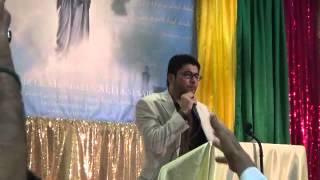 Haider Ki Zulfiqar Hon Mein Mir Hasan Mir @ Al Khoei Center NY 2012 13 Rajab